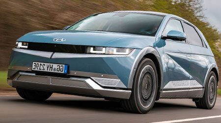 Exceptional demand for Hyundai's IONIQ 5 electric SUV