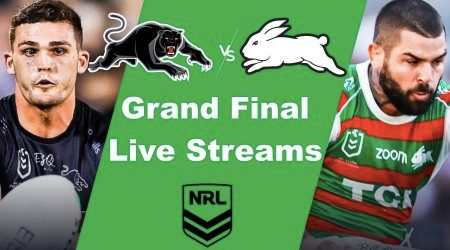Panthers vs Rabbitohs NRL grand final: Get live stream here