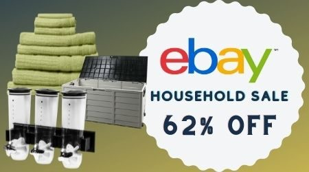 eBay household essentials sale: Save 62% off our top picks