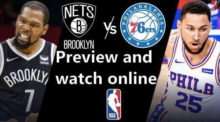 How to watch Philadelphia 76ers vs Brooklyn Nets NBA clash in Australia