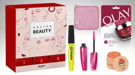 What's in Amazon Australia's 2021 Beauty Advent Calendar?