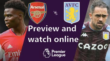 How to watch Arsenal vs Aston Villa Premier League clash in Australia