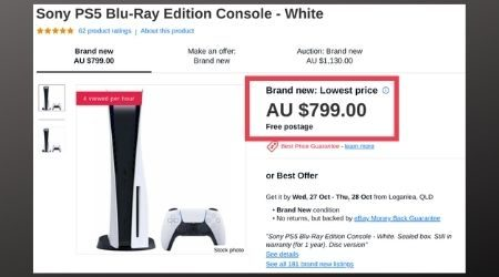 The PlayStation 5 is finally getting cheaper in Australia