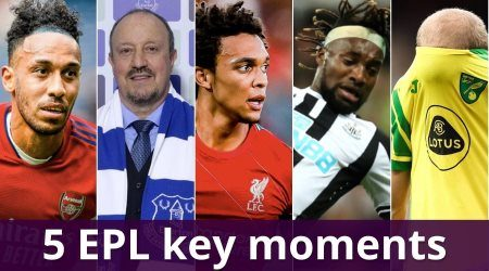 Premier League: 5 key moments to watch for this weekend
