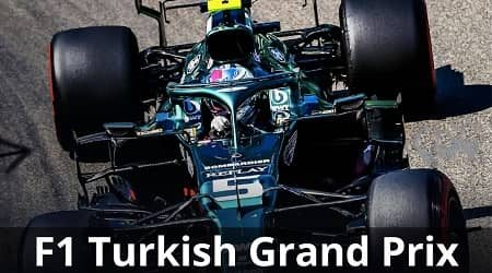 How to watch Turkey Formula 1 Grand Prix live and free in Australia