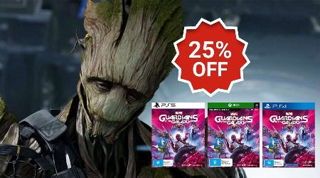 Cheapest copies of Guardians of the Galaxy in Australia