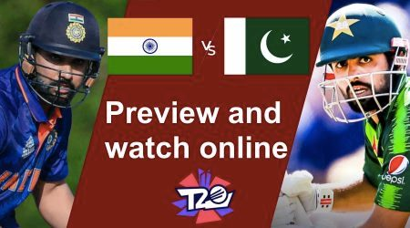 How to watch India vs Pakistan T20 World Cup live online in Australia