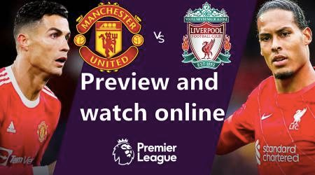 How to watch Man United vs Liverpool Premier League match in Australia