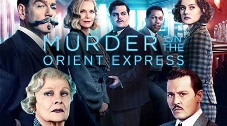 Where to watch Murder on the Orient Express online in Australia