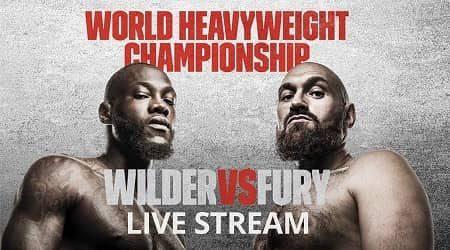 Tyson Fury vs Deontay Wilder 3: Get live Australian stream here