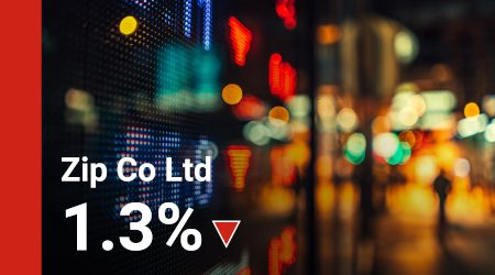 Why is the Zip Co share price stumbling today?