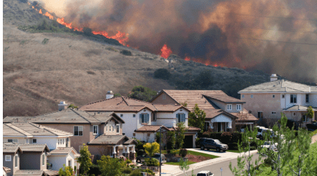 Best home insurance for wildfires