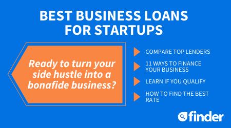 Best business loans option for start up