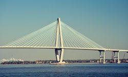 South Carolina Charleston Bridge