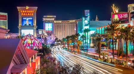9 buzzing places like Las Vegas