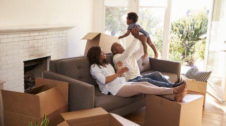 Average mortgage interest rates