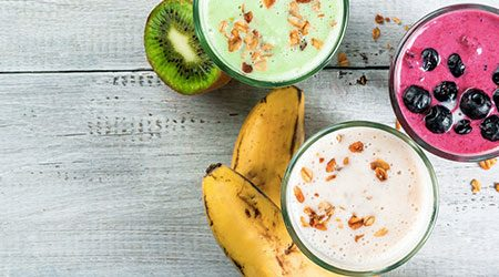 Compare 8 well-known weight-loss shake brands