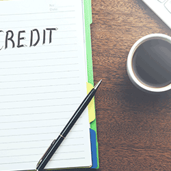 Credit utilization ratio credit score