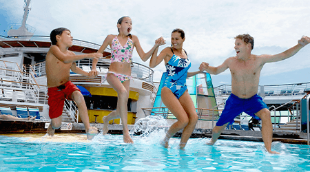 8 best European cruises for families