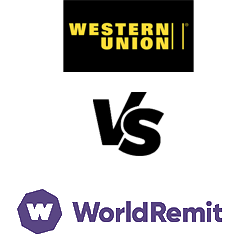 Western Union vs. WorldRemit