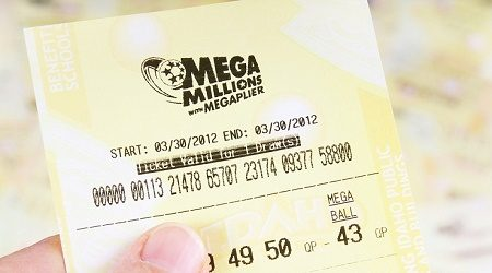Mega Millions Lottery by the numbers