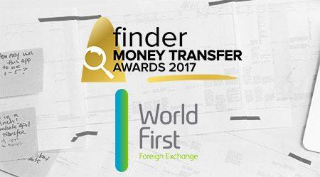 finder.com Money Transfer Awards 2017: World First Wins Most Convenient Award