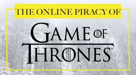 Winter is here. And so is piracy.