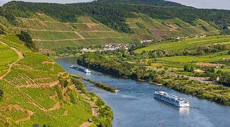 When is the best time for a river cruise in Europe?