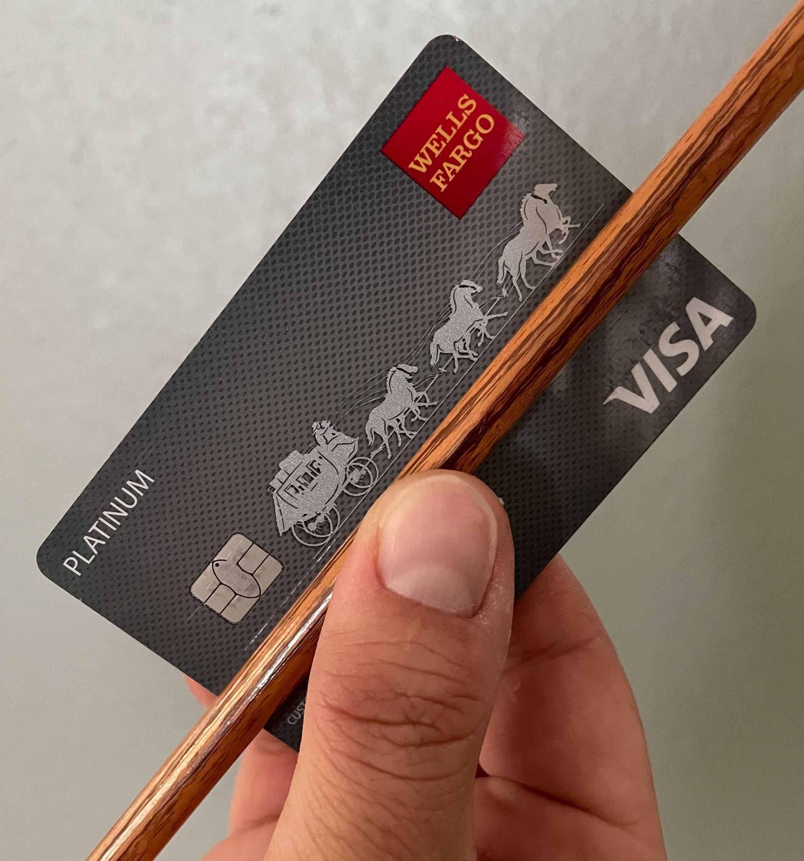 Wells Fargo Platinum Card review September 9 finder.com