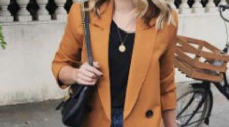 10 ways to style blazers