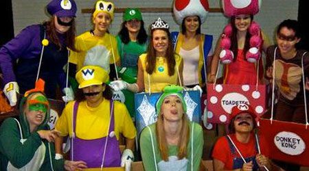 16 best group Halloween costumes to smash this October