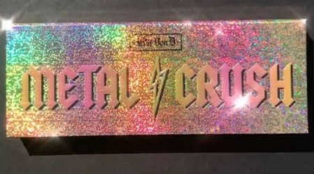 Kat Von D's Metal Crush highlighter palette is coming