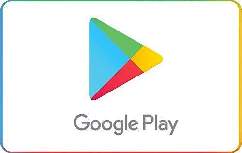 Google Play giftcard