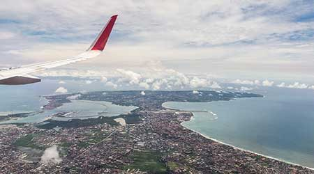 Flight deals to Bali