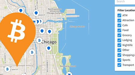 MAP: Find bitcoin ATMs and stores that accept BTC as payment in Chicago