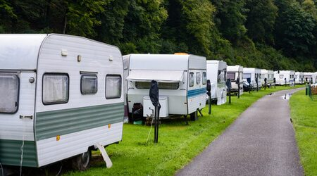 Business loans to buy an RV park