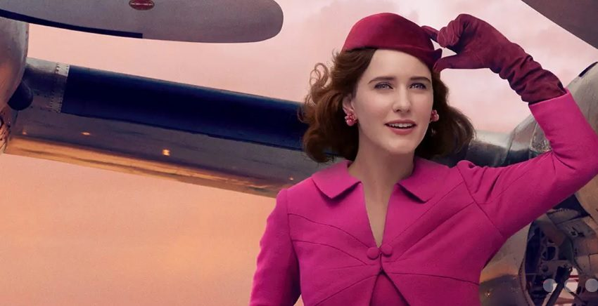 Marvelous Mrs. Maisel teaser image.