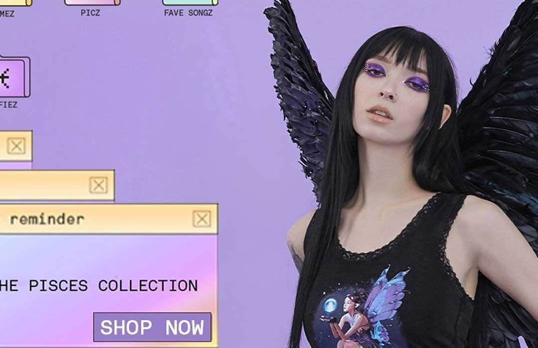 Dolls Kill Horoscope Collection