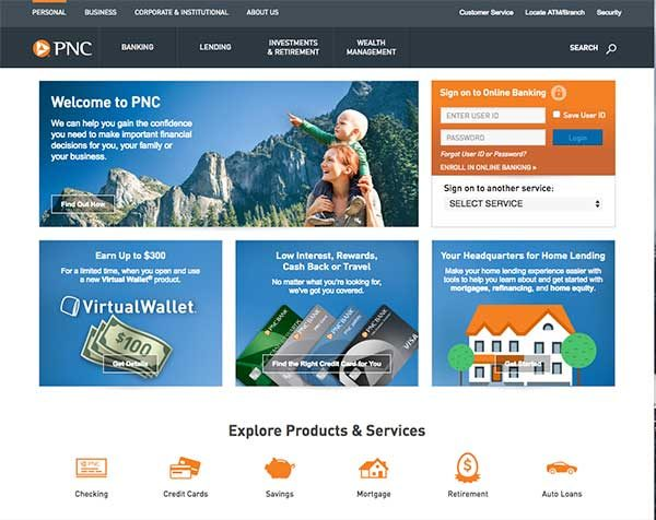 Pnc Bank Loans Personal Student Auto And More Finder Com