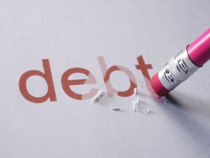 Credit card debt crushers