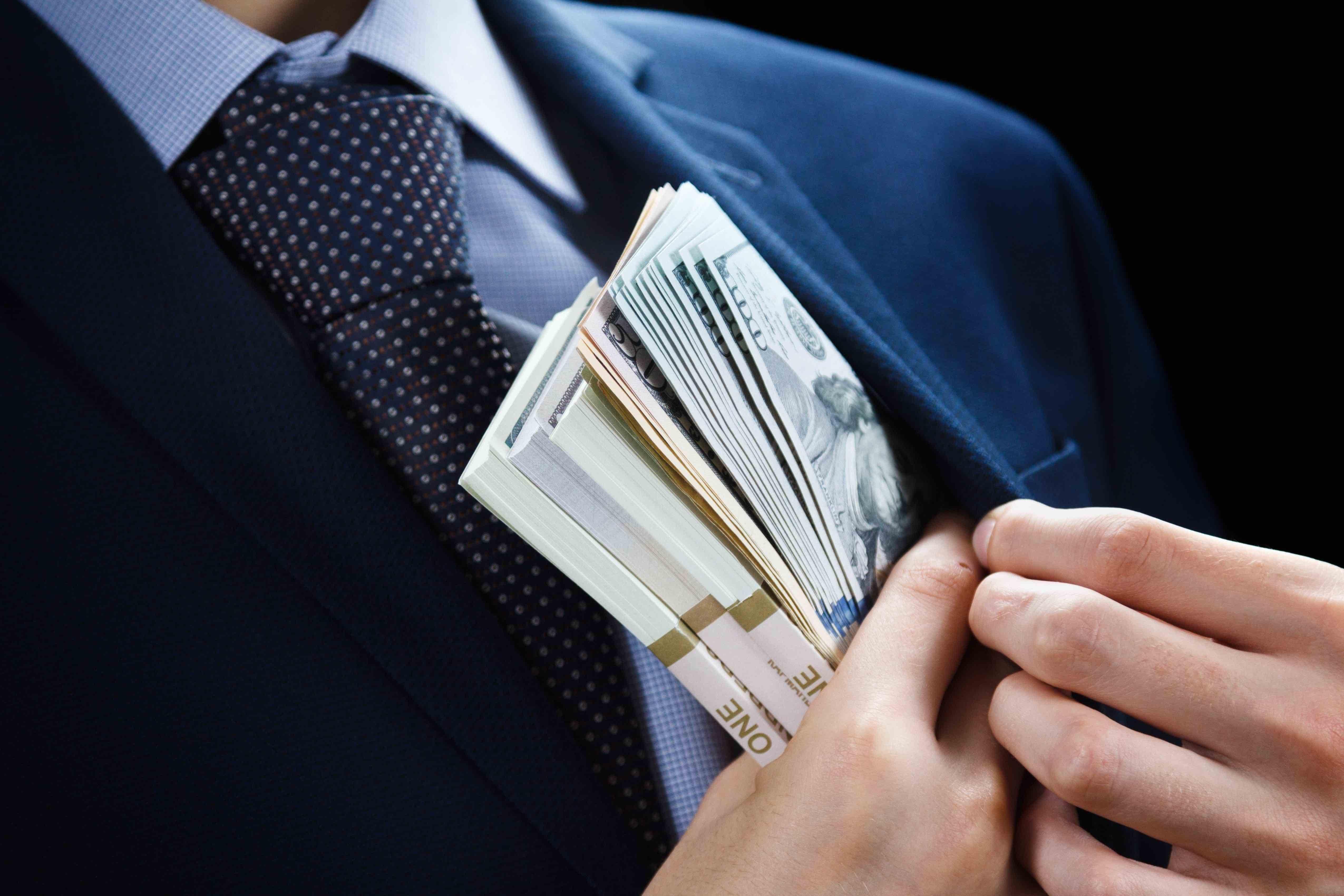 America's biggest money lies