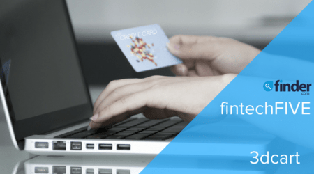fintechFIVE: 3dcart: E-commerce and Internet storefronts
