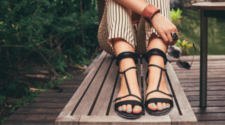 best website for sandals