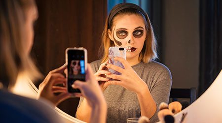 9 Halloween makeup ideas