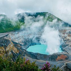 Poas Volcano, CostaRica