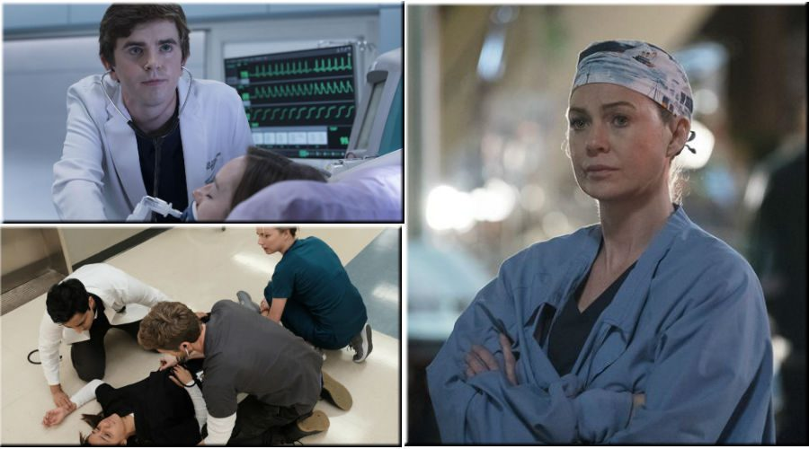 Best Medical Drama selection of shows