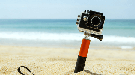 Compare the best action cameras