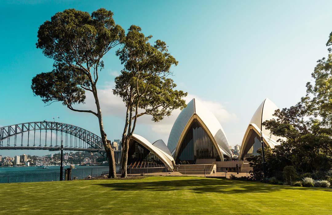 Australian Sidney theater