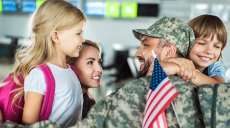 Compare car insurance for the military