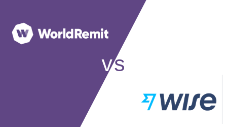 WorldRemit vs. Wise (TransferWise)